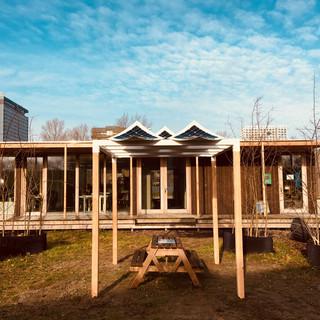 The Green Village, TU Delft 2018