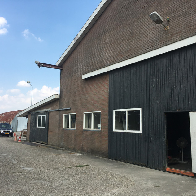 Bedrijfspand Van Zonsbeek, Dreumel 2019