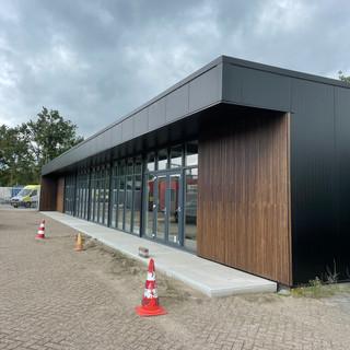 Bedrijfspand Voets, Bergen op Zoom 2021