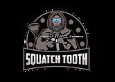 Squatch Tooth Logo
