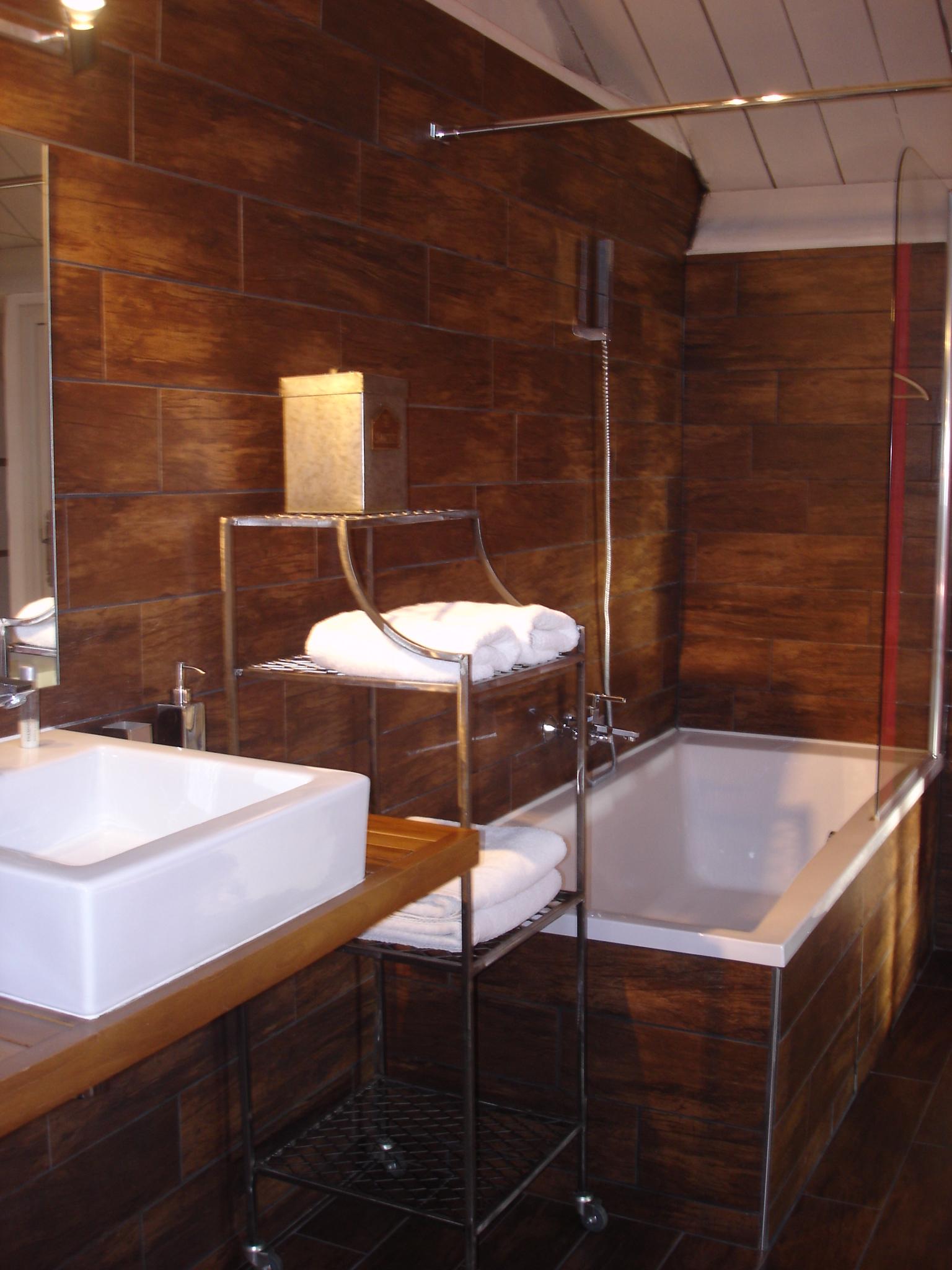 """salle de bain de """"la grange"""""""