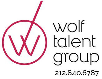 Thrilled to announce that I've just signed with the fabulous folks at Wolf Talent Group. So excited to kick off 2017 with them by my side!