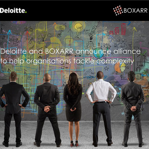 Deloitte and BOXARR announce alliance to help organisations tackle complexity