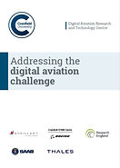 White paper Addressing the digital aviat