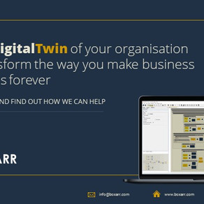 Why the Digital Twin of Your Organisation Will Transform the Way You Make Business Decisions Forever