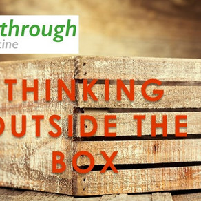 Thinking Outside The Box | Breakthrough Magazine
