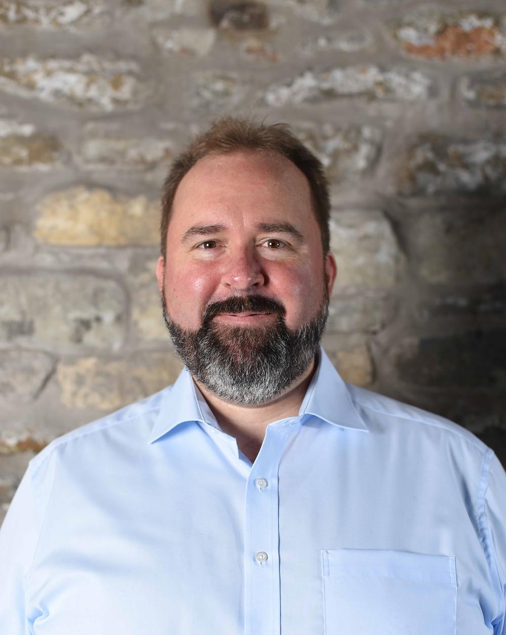 Chris Reynolds. BOXARR Managing Director