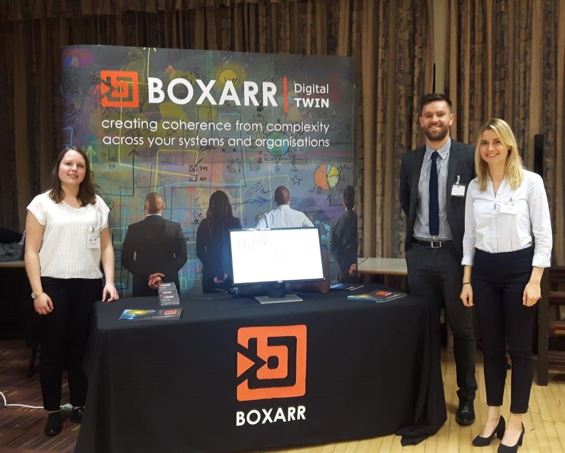 BOXARR at Support Chain Seminar.jpg