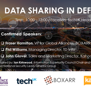 Join the Discussion about Data Sharing in Defence