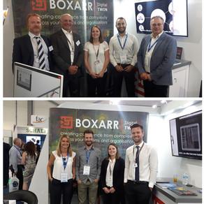 Looking Back: BOXARR at the Farnborough International Airshow 2018