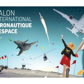 Visit Us at the Paris International Airshow