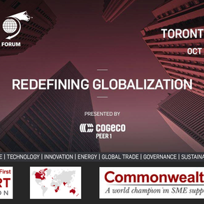 BOXARR & other 25 UKs SMEs head to Toronto Global Forum as CommonwealthFirst Export Champions.