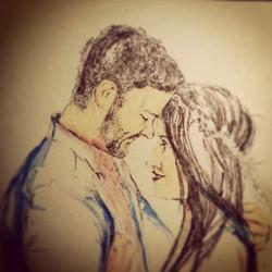 Daniel and Clare