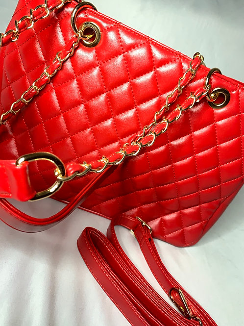 Wifey Tote | Red