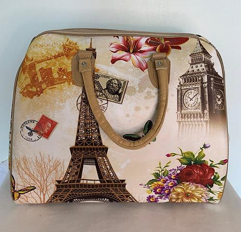 Vacances À Paris Duffle Bag