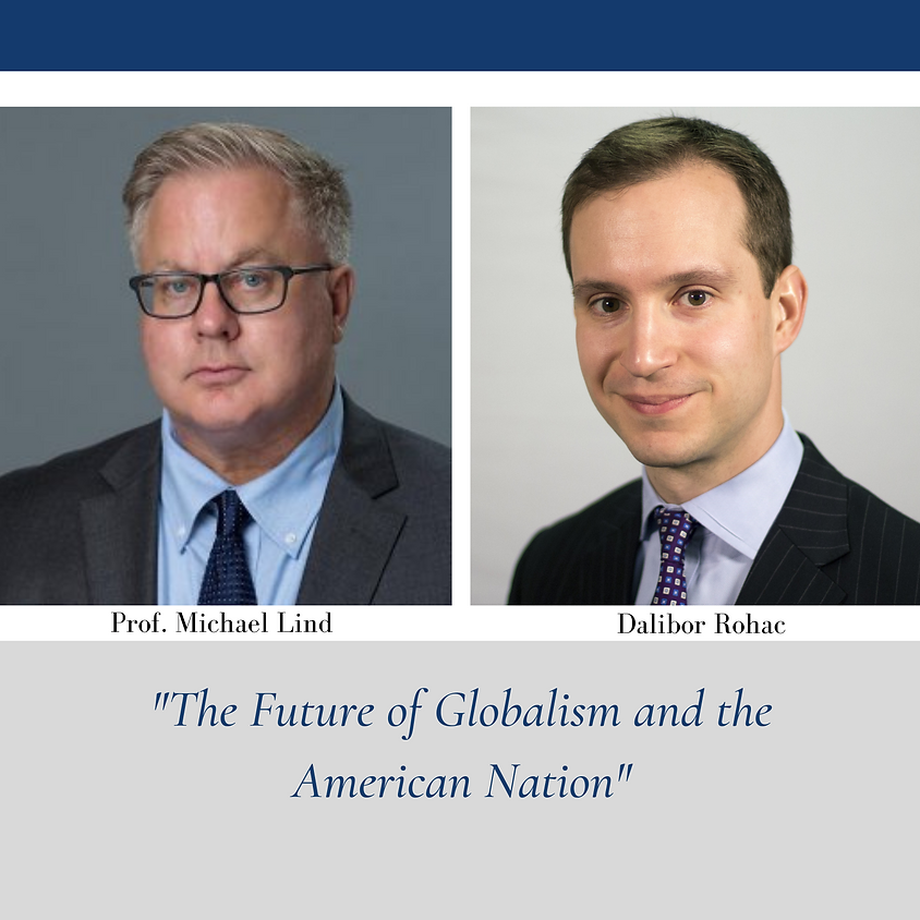 Firing Line Debate: The Future of Globalism and the American Nation