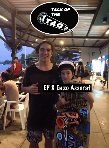 Talk of the TAO, Episode 8 - Enzo.png