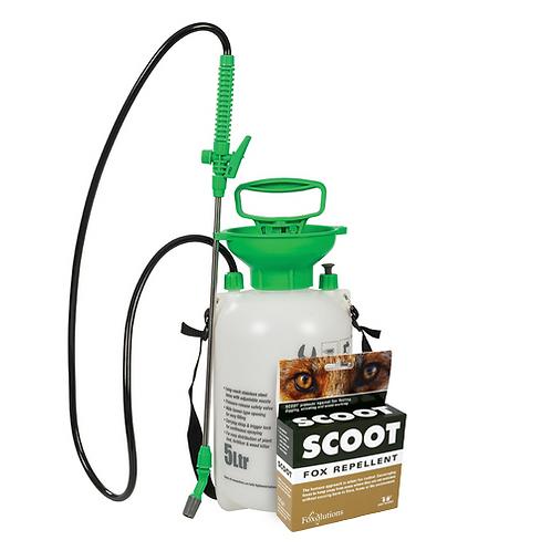 5 Litre Sprayer & Scoot