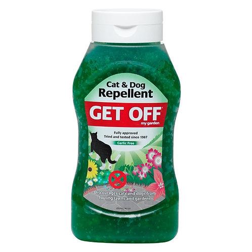 Get Off My Garden