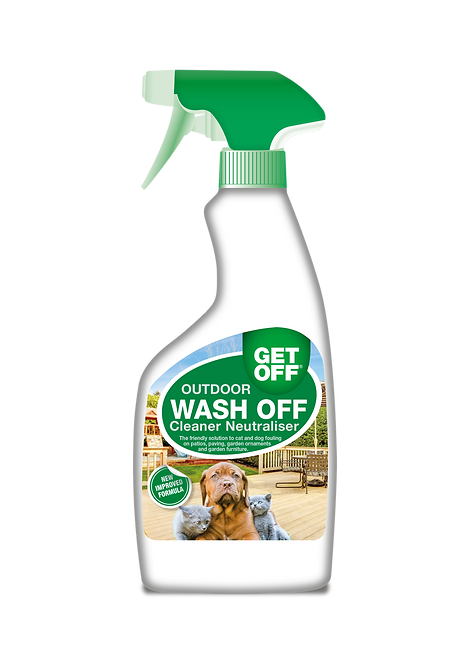 Wash and Get Off