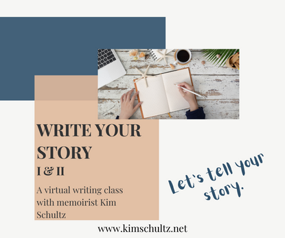 Write Your Story Class