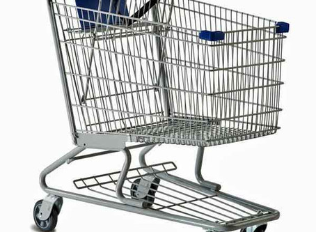 Grocery Cart Confessional