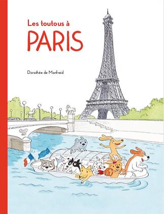 Les toutous à Paris
