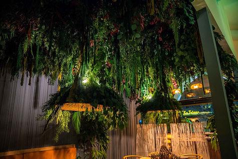 Jardines verticales para Restaurantes en