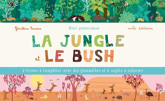Mini panoramas - La jungle et le bush