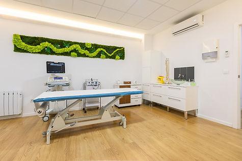 Jardines verticales para clinicas en Mad