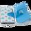 Thumbnail: Pochette de transport couches / tapis à langer / lingettes - Shining star