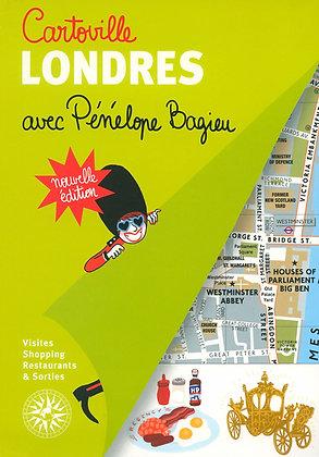 Cartoville - Londres avec Pénélope Bagieu