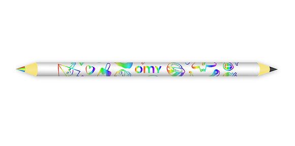 Crayon 5 mines OMY