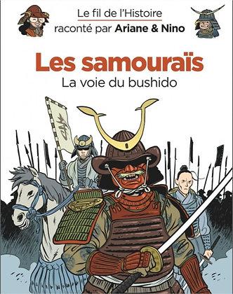 Le fil de l'histoire raconté par  Ariane & Nino - Les samouraïs