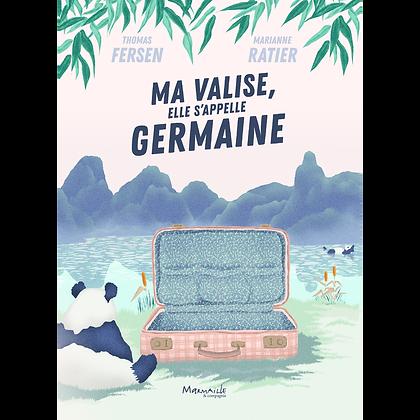 Ma valise, elle s'appelle Germaine