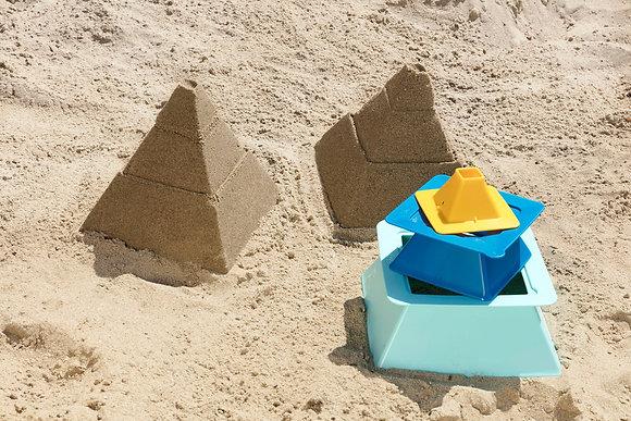 Pira - Construction pyramides