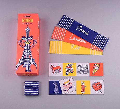 Boite de jeu Bingo City - OMY