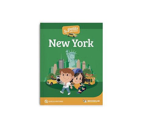 Les petits explorateurs - New York - Guide Michelin