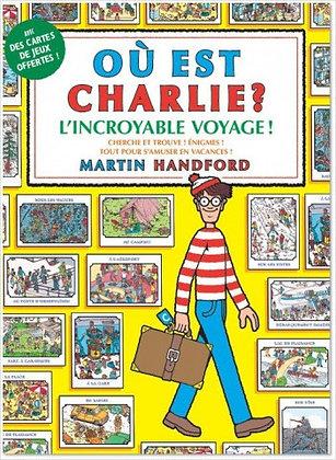 Où est Charlie ? L'incroyable voyage !