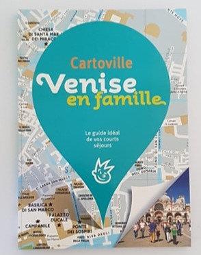 Cartoville - Venise en famille