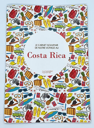 Carnet de voyage - Costa Rica