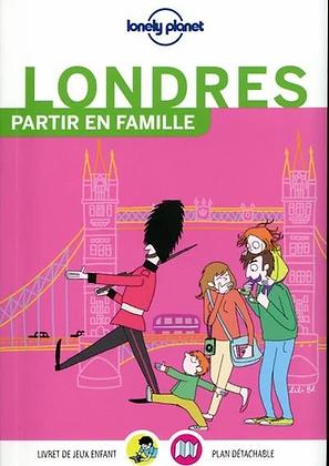 Londres partir en famille 6ed - Lonely Planet