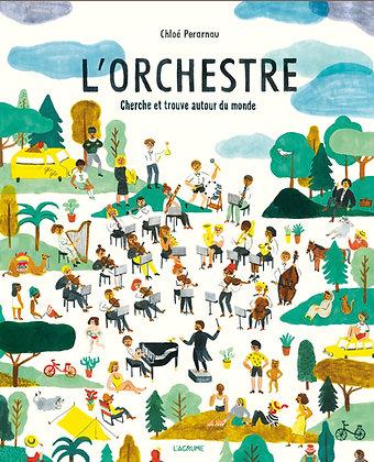 L'orchestre - cherche et trouve autour du monde