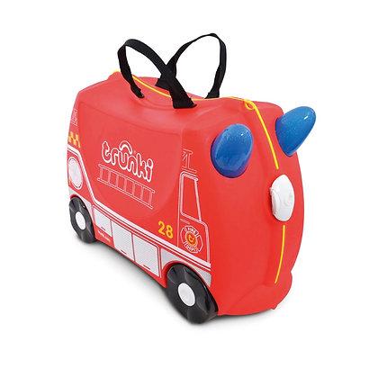 Valise Trunki Le camion de pompier