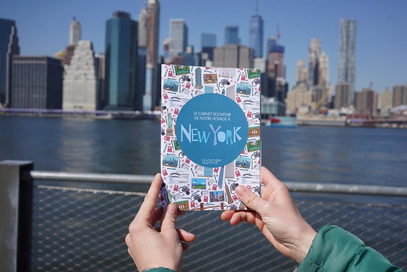 Carnet de voyage - New York