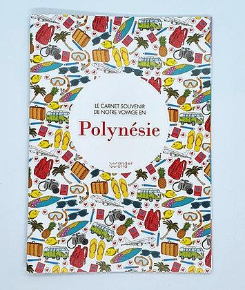 Carnet de voyage - Polynésie
