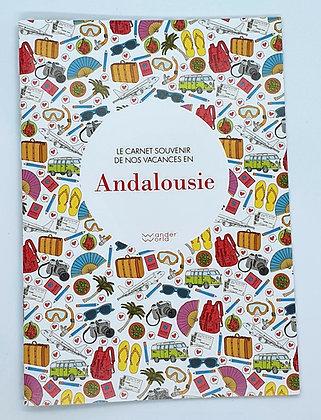Carnet de voyage - Andalousie
