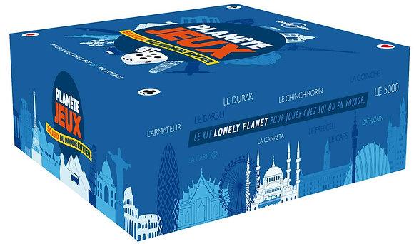 Planète jeux - 50 jeux du monde entier