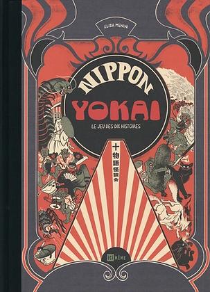 Nippon yokai - le jeu des 10 histoires