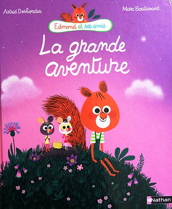 La grande aventure - Polka et Hortense